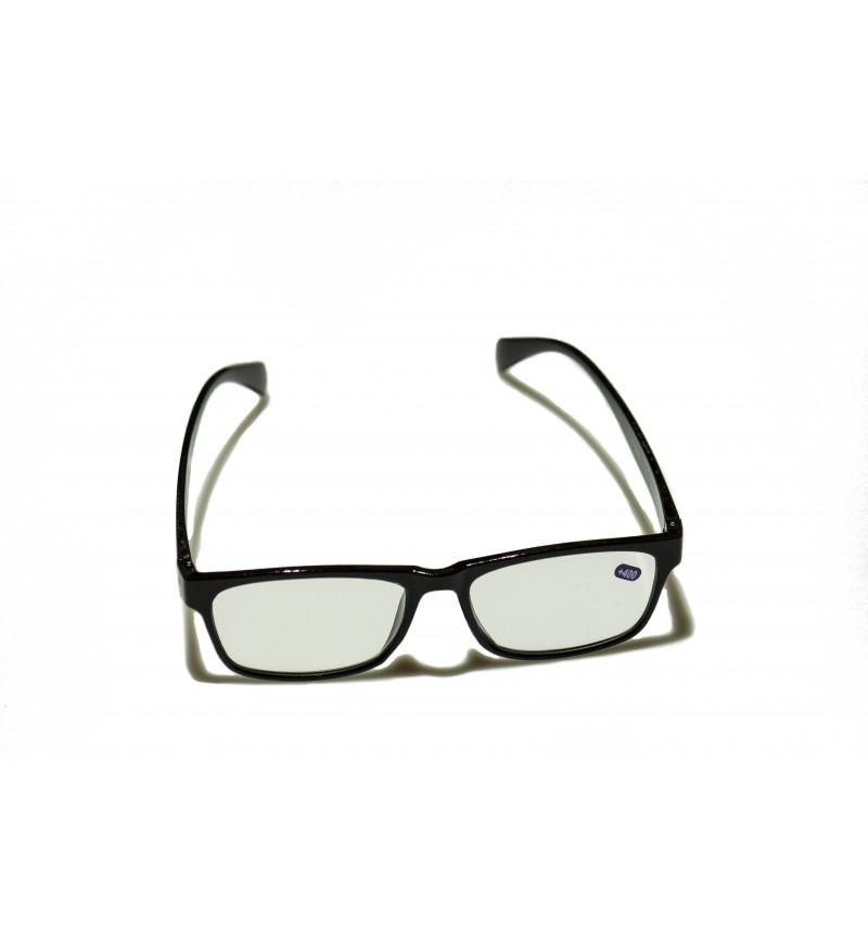 Olvasó szemüveg fekete