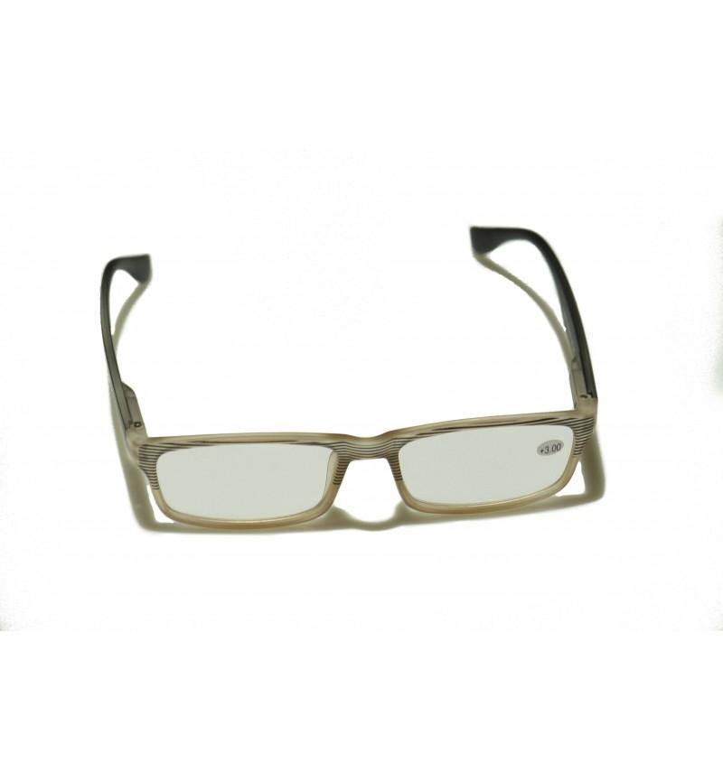 Olvasó szemüveg csíkos