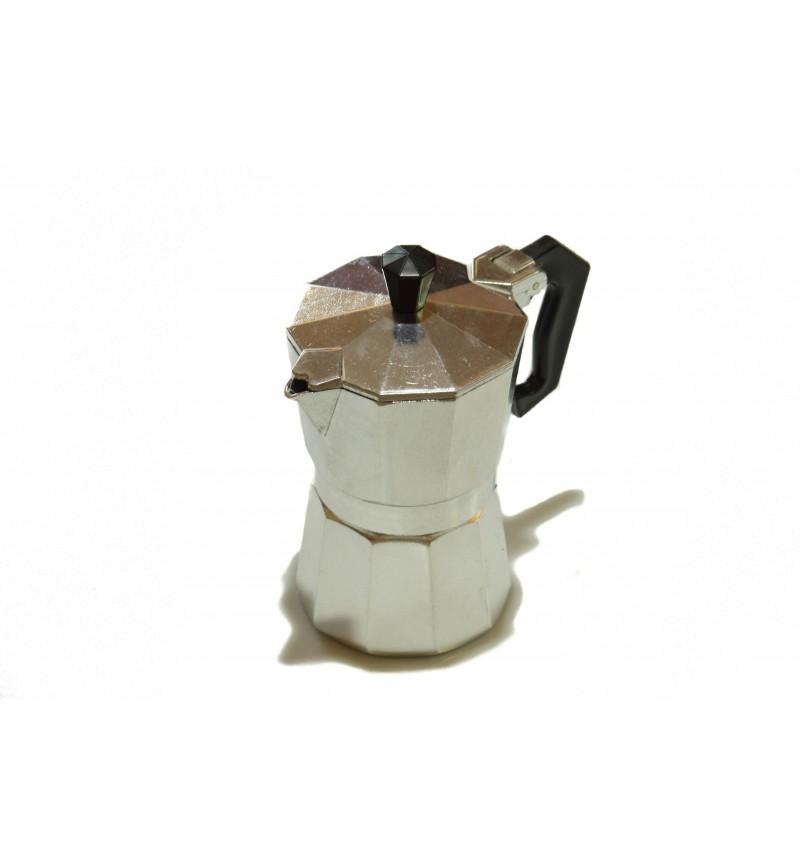 Kávéfőző 3 személyes alu