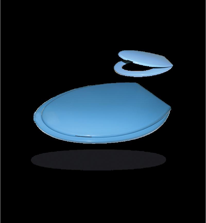 WC tető Sania kék