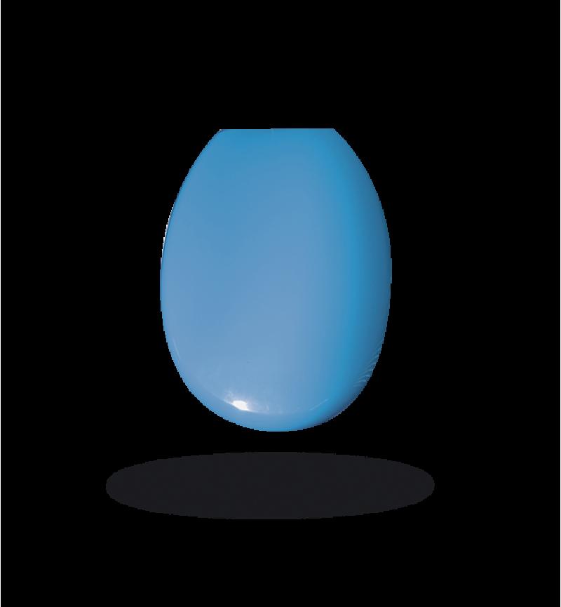 WC tető Korona-S Kék